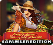 Alicia Quatermain: Secrets Of The Lost Treasures S