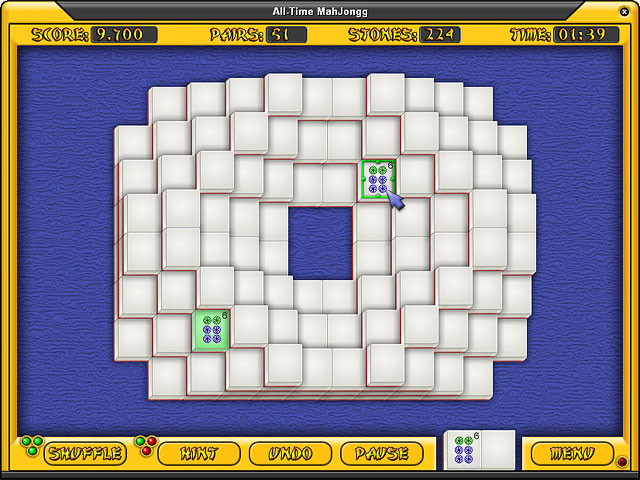 Spiele Screenshot 3 All-Time Mahjongg