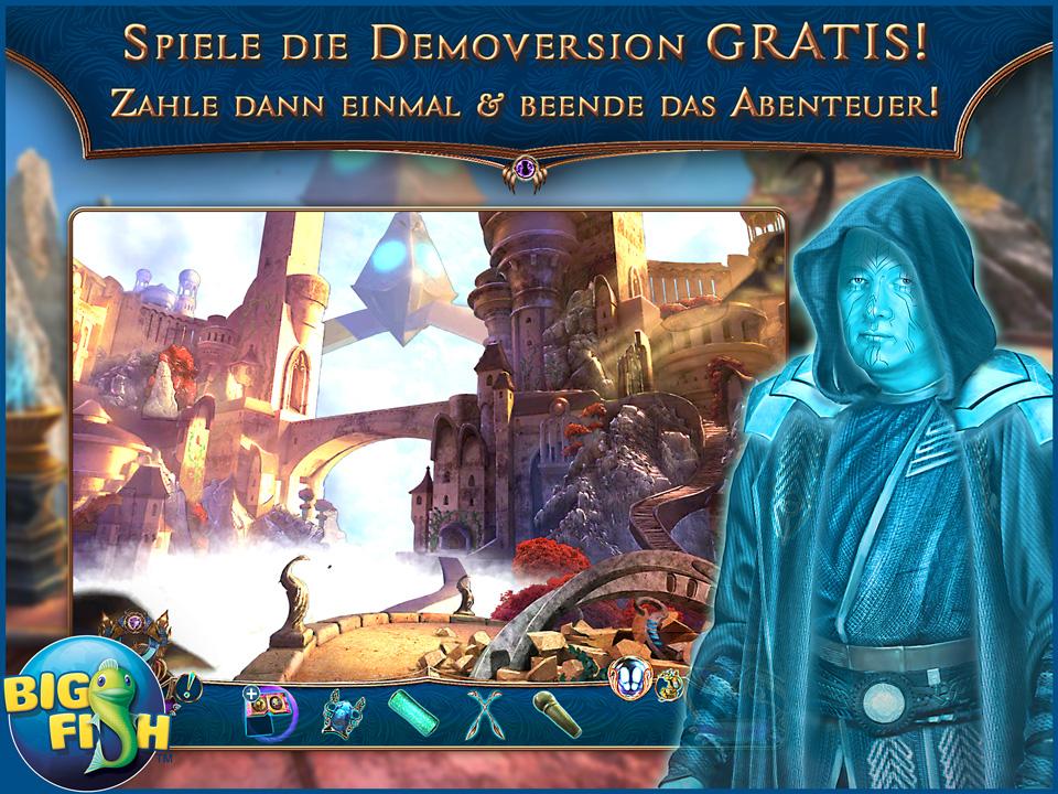 Screenshot für Amaranthine Voyage: Der Wächter von Arden Sammleredition