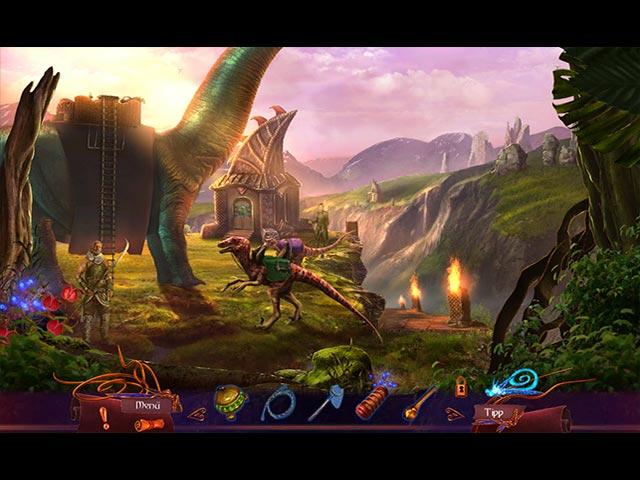 Amaranthine Voyage: Himmel in Flammen img