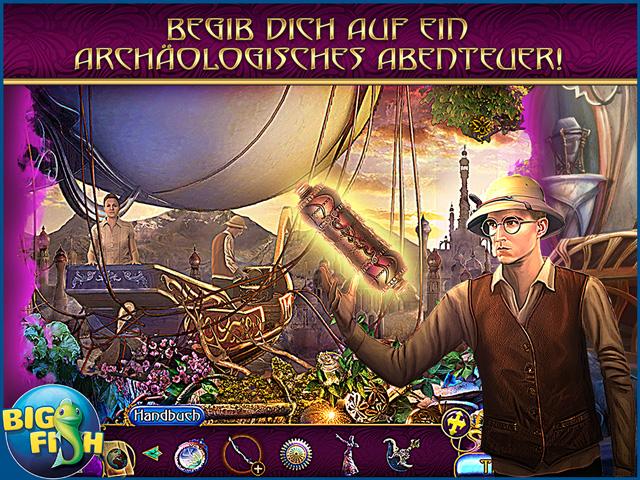 Screenshot für Amaranthine Voyage: Die Schatten des Wanderers Sammleredition