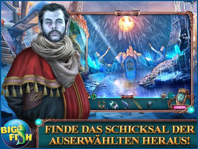 Screenshot für Amaranthine Voyage: Ewiger Winter Sammleredition