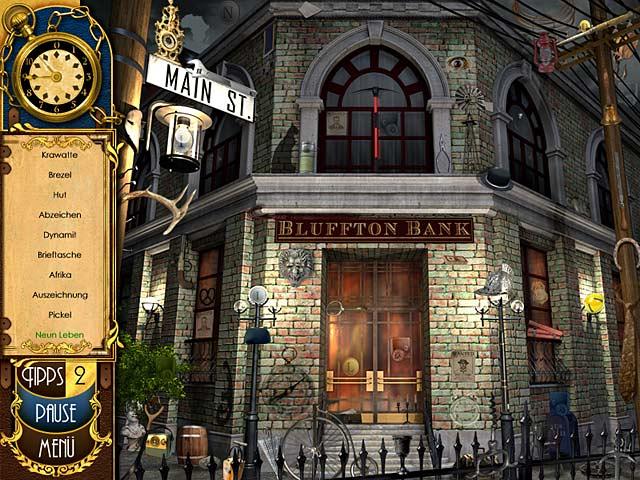 Spiele Screenshot 1 Amazing Heists: Dillinger