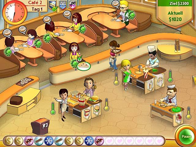 spiele restaurant