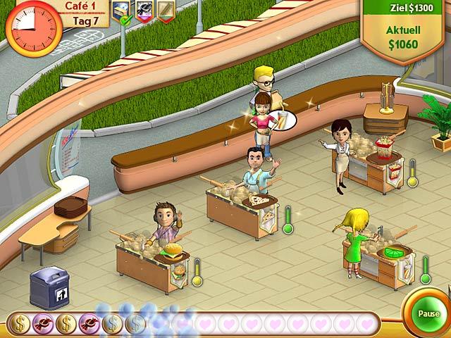 Spiele Screenshot 3 Amelie's Restaurant