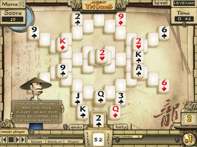 Spiele Screenshot 1 Ancient TriJong