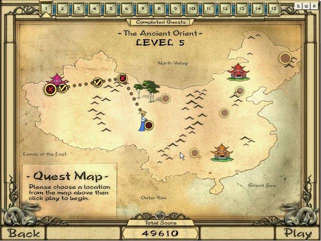 Spiele Screenshot 2 Ancient TriJong