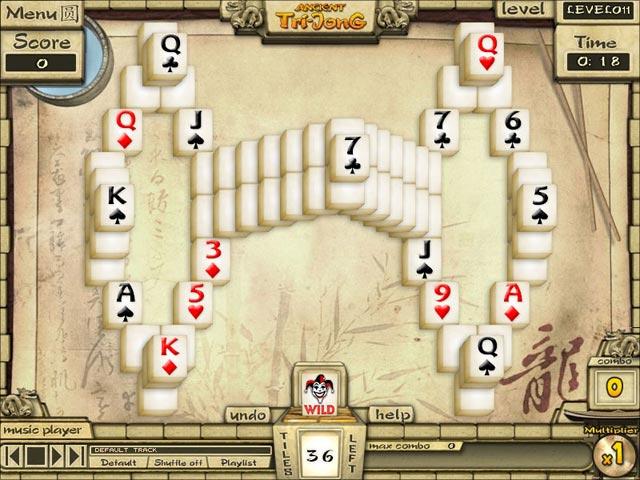 Spiele Screenshot 3 Ancient TriJong