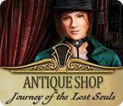 Antique Shop: Journey of the Lost Souls game