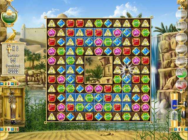 Spiele Screenshot 1 Ashley Jones and the Heart of Egypt