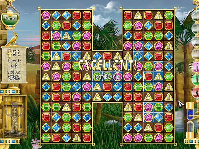 Spiele Screenshot 3 Ashley Jones and the Heart of Egypt