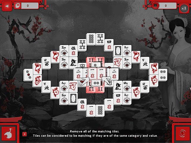 Video für Asian Mahjong