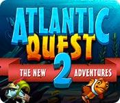 Feature- Screenshot Spiel Atlantic Quest 2: The New Adventures
