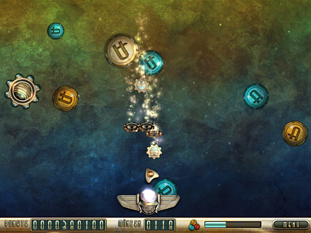 Spiele Screenshot 2 Atlantis Sky Patrol