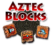 Feature- Screenshot Spiel Aztec Blocks