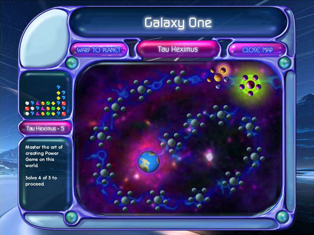 Spiele Screenshot 2 Bejeweled 2 Deluxe