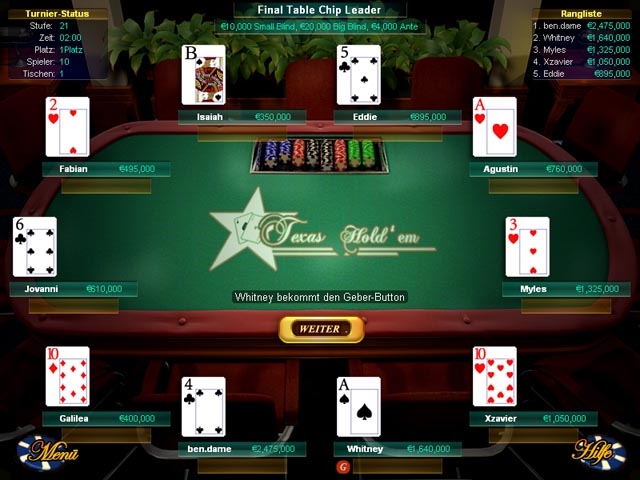 gratis poker spiele download