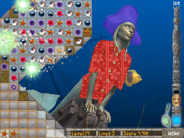 Spiele Screenshot 3 Big Kahuna Reef 2 - Chain Reaction