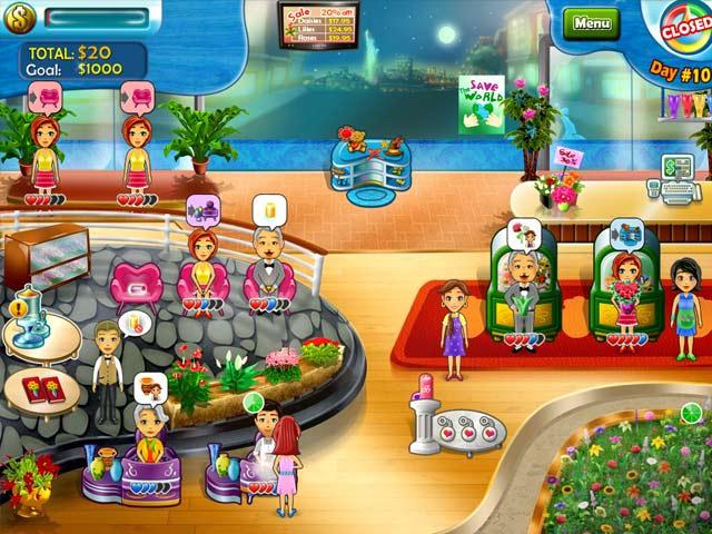 Spiele Screenshot 3 Blüte - Teile die Blumen mit der Welt