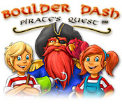Boulder Dash: Pirate's Quest