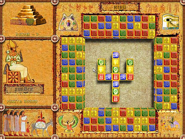 Spiele Screenshot 2 Brickshooter Egypt
