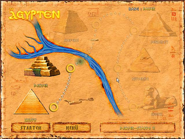 Spiele Screenshot 3 Brickshooter Egypt