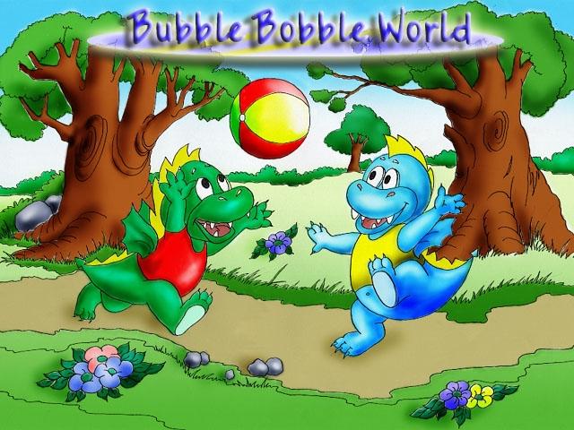Spiele Screenshot 1 Bubble Bobble World