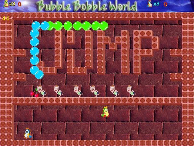 Spiele Screenshot 2 Bubble Bobble World