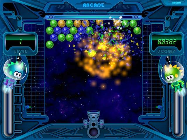 Spiele Screenshot 2 Bubble Odyssey