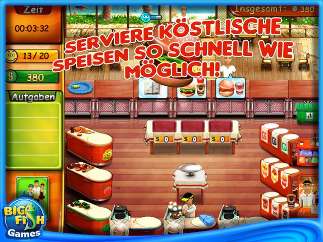 Screenshot für Burger Bustle