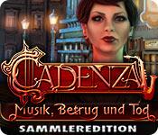 Cadenza: Musik, Betrug und Tod Sammleredition