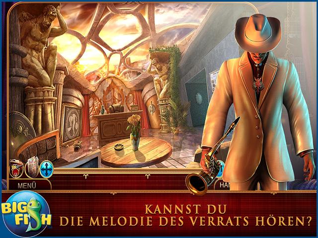Screenshot für Cadenza: Musik, Betrug und Tod Sammleredition