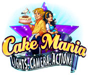 Feature- Screenshot Spiel Cake Mania: Lights, Camera, Action!
