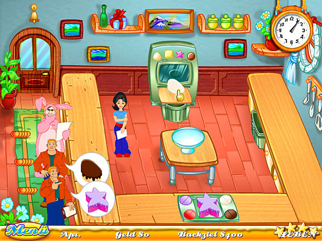 Spiele Screenshot 1 Cake Mania