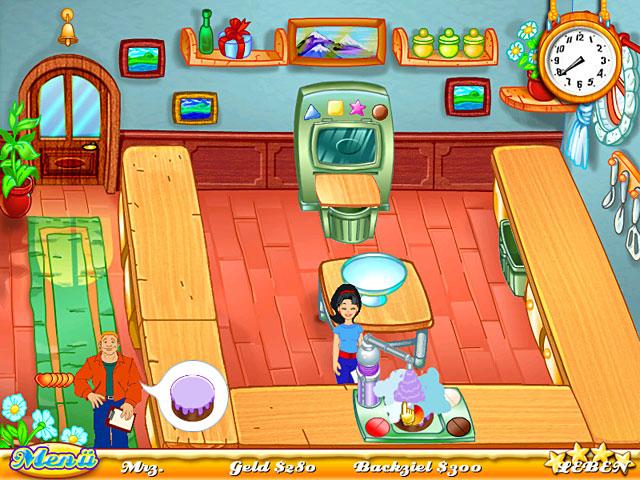 Spiele Screenshot 2 Cake Mania