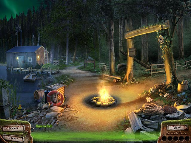Campfire Legends: The Hookman img