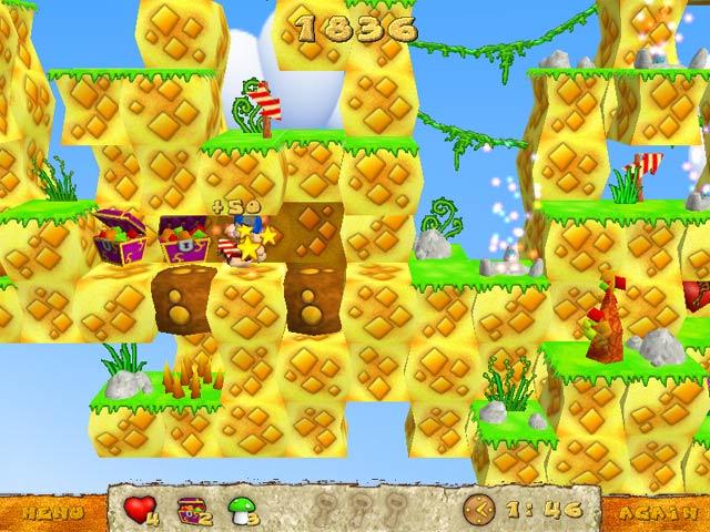 Spiele Screenshot 3 Carl The Cave Man