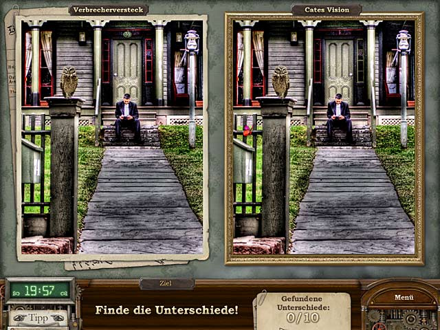 Spiele Screenshot 2 Cate West: The Vanishing Files