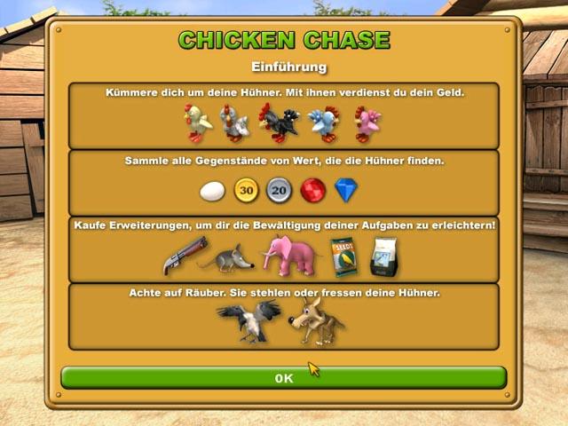 Spiele Screenshot 2 Chicken Chase