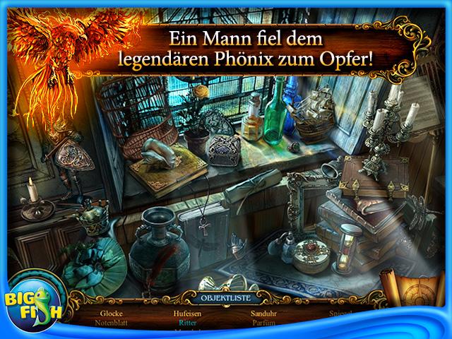Screenshot für Chimeras: Melodie der Rache Sammleredition