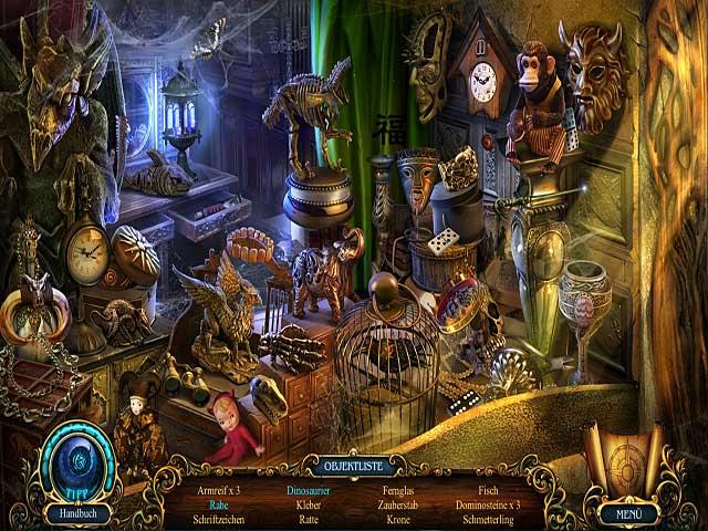 Spiele Screenshot 3 Chimeras: Melodie der Rache Sammleredition
