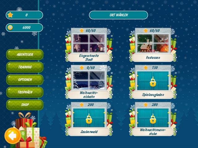 Weihnachts-Nonogramme: Besuch beim Weihnachtsmann img