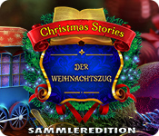 Feature- Screenshot Spiel Christmas Stories: Der Weihnachtszug Sammleredition