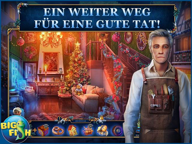 Screenshot für Christmas Stories: Das Geschenk der Weisen Sammleredition