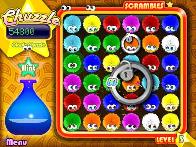 Spiele Screenshot 2 Chuzzle Deluxe