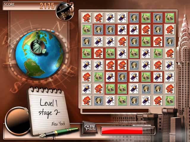 Spiele Screenshot 1 Crime Puzzle