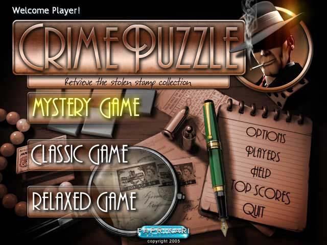 Spiele Screenshot 3 Crime Puzzle
