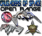 Crusaders of Space Open Range