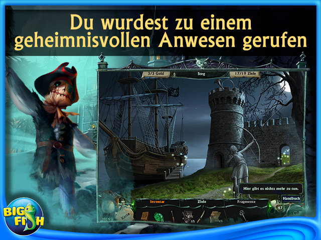 Screenshot für Curse at Twilight: Der Dieb der Seelen Sammleredition