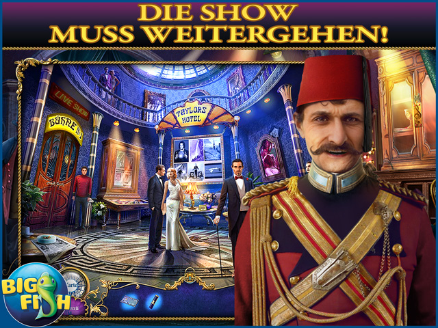 Screenshot für Dangerous Games: Der Illusionist Sammleredition